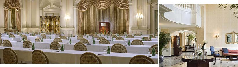 Meeting Room at Fairfax Hotel in Washington DC